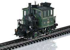 "Märklin 36867 Steam Locomotive Ptl Der K. "" Mfx Sound "" - New Db Ag, Go Car, Car Sounds, Central Station, Train Car, Steam Locomotive, Ho Scale, Military Vehicles, Spur"