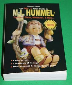 The No. 1 Price Guide to M.I. Hummel Reference Book 8th Edition Robert L. Miller #babescollectibles