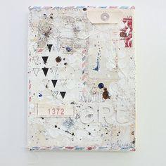 Janna Werner |Papiersalat. Deutscher Blog über Papier, Design und Kunst sowie Scrapbooking, Mixed Media, Art Journaling, Mini Alben und DIY.