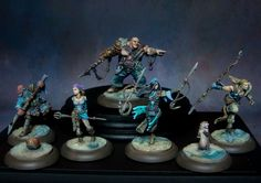 """Guild Ball - Fisherman's Guild by Mike """"Shades"""" Schaefer · Putty&Paint"""
