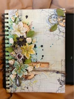 Starting Art Journaling.... - A Pretty Paper and Chipboard Story