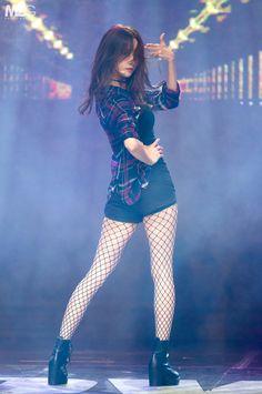 SNSD YoonA  #back