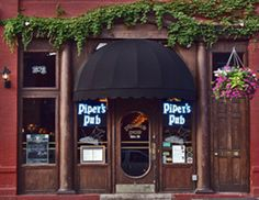 Piper's Pub - Great British pub on East Carson (Pittsburgh, PA.) Try the curry and chips with a pint.