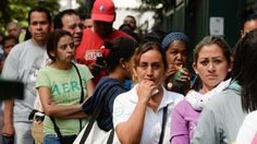 Venezuela - falling oil prices & scarcity of food means people queue for… Why Bother, We Are All Connected, Mean People, A Way Of Life, The New Normal, Has Gone, Bbc News, How To Become, Politics