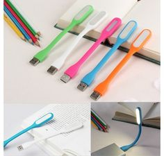 Luminária USB - Várias Cores | Fábrica9