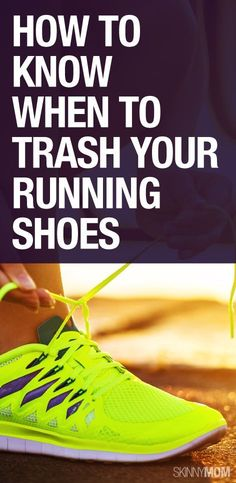Is it time to replace your tennis shoes? Find out here.