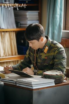 Crash Landing on You (사랑의 불시착) - Drama - Picture Gallery Jung Hyun, Kim Jung, New Movies, Series Movies, Dramas, Kang Haneul, Weightlifting Fairy Kim Bok Joo, Hot Actors, Hyun Bin