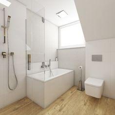 Přirodní koupelna AURORA - vizualizace