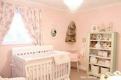 regina briggs   my baby girl's nursery   For the Home