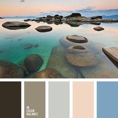 """""""пыльный"""" синий, бежевый, голубой, молочно-серый, молочный апельсиновый, небесный, подбор цвета, серо-коричневый, серый, цвет камня, цвета заката, цветовое решение для гостиной, черный."""