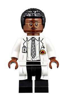 LEGO Minifigure Ellie Sattler Jurassic World Park minifig jw028 FREE POST