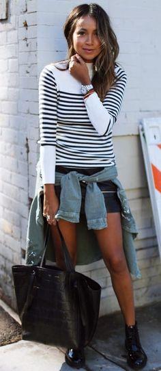 Le Stripes. #le