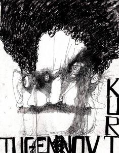 Kurt Vonnegut Daniel Egneus
