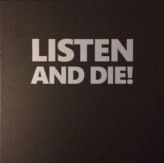 Various Artists - Listen And Die!