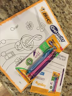 #BICGelocity I got some free samples of Bic Gelocity pins to try out! You should try them too! #freesample http://h5.sml360.com/-/32097