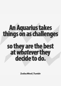 Aquarius Astrology Quotes. QuotesGram