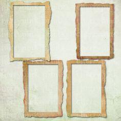 shabby chic frames