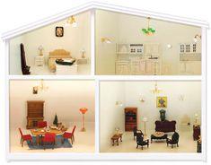 LED Dollhouse lights | Miniature Doll House LED Lights & Lamps | Amazing Miniature