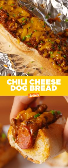 Holy sh*t ... we've never thought to use hot dogs like this.