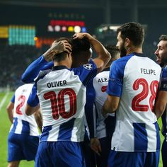 Fc Porto, Soccer, Sports, Tops, Professional Football, Blue And White, Football, Sport, Shell Tops