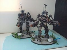 Welcome to Conversion Corner, where we display great looking converted and Work In Progress (WIP) models from stuff we've done or amazing figures we've seen around.If …
