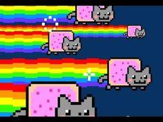 Nyan Cat falls in love [ORIGINAL VIDEO] - YouTube