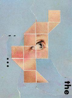 art, retro, graphic design, collage, inspiration