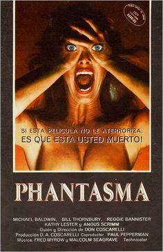 Cinelodeon.com: Phantasma. Don Coscarelli.