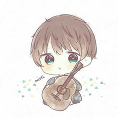 Chibi Kawaii, Chibi Boy, Cute Anime Chibi, Cute Anime Boy, Cute Anime Couples, Kawaii Anime, Anime Guys, Manga Anime, Anime Art