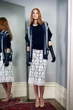 look 17. Pre-Fall 2012. Clements Ribeiro