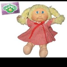 You were cool if you had a Cabbage Patch Kid.