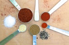 Homemade Taco Seasoning — The Fountain Avenue Kitchen