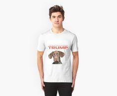 I will never hump on Donald Trump
