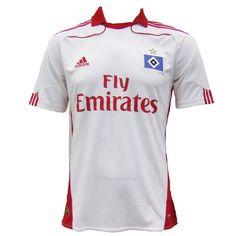 Hamburger SV (Germany) - 2010/2011 Adidas Home Shirt