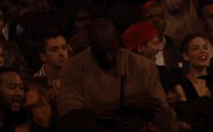 i love how tyler is sort of the third wheel here and he's so alone just staring at kanye and trying not to vomit