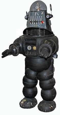 Robbie the Robot, 1956 'The Forbidden Planet'.
