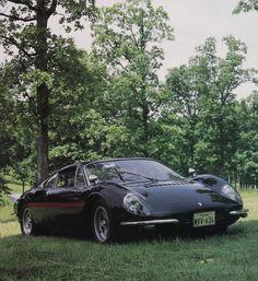 Ferrari 365 P (Pinifarina) Speciale 1966