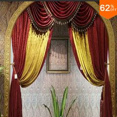 Find More Curtains Information About 7 Stars Famous Dubai Beuze Sailing Boat Hotel Luxury Velvet Curtain For Living Room Dinning Holy London HotelKing