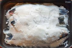Zart und saftig: Fisch im Salzbett (Rezept und Historie)