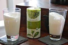 Green Tea Affogato #GreeTea #Recipe #Capresso
