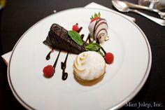 Dessert Trio! ~ Coordination by Mint Julep Social Events.
