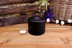 Κεριά Κυλινδρικά Μαύρα Φ10x10εκ Home Decor, Decoration Home, Room Decor, Interior Decorating