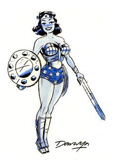 Wonder Woman by Darwyn Cooke