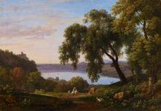 Kansallisgalleria - Taidekokoelmat - metsä Vineyard, Painting, Outdoor, Art, Museum, Outdoors, Craft Art, Vine Yard, Paintings