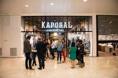 Inauguration Terrasses du Port Boutique Kaporal 2014