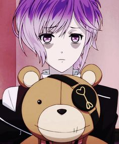 Kanato Sakamaki from Diabolik lovers Anime Diabolik Lovers, Diabolik Lovers Wallpaper, Best Vampire Anime, Vampire Boy, Tsundere, Anime Love, Anime Guys, Anime Manga, Anime Art