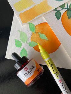 La acuarela liquida ecoline la puedes combinar excelente con tus plumones de acuarela ecoline! ✨Sumerge tu plumón en la acuarela que te guste o bien para crear un degradado. ✨Utilízalo en un papel de acuarela o en un cuaderno mix media, es importante que elijas bien el papel para crear el efecto buscado. ✨Con un pincel difumina y crea el efecto de acuarela. Instagram, Create