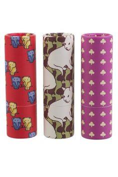 Paul & Joe Carousel lip stick cases