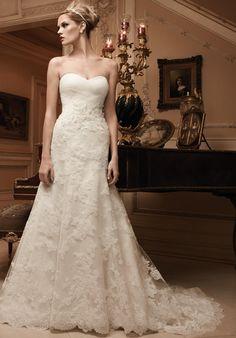 Casablanca mermaid styled gown with sweetheart neckline and detachable bolero jacket, including beaded and lace embellishments I Style: 2125 I https://www.theknot.com/fashion/2125-casablanca-bridal-wedding-dress?utm_source=pinterest.com&utm_medium=social&utm_content=june2016&utm_campaign=beauty-fashion&utm_simplereach=?sr_share=pinterest