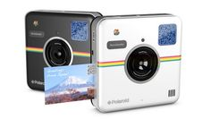 Conoce la nueva Polaroid Socialmatic, cámara estilo Instagram